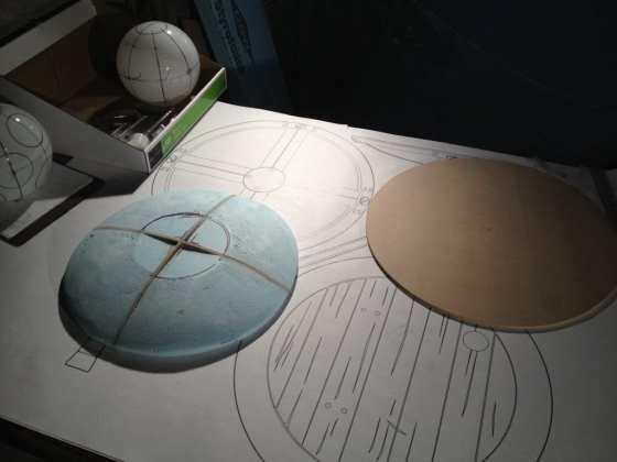 Risty Shield Shaped