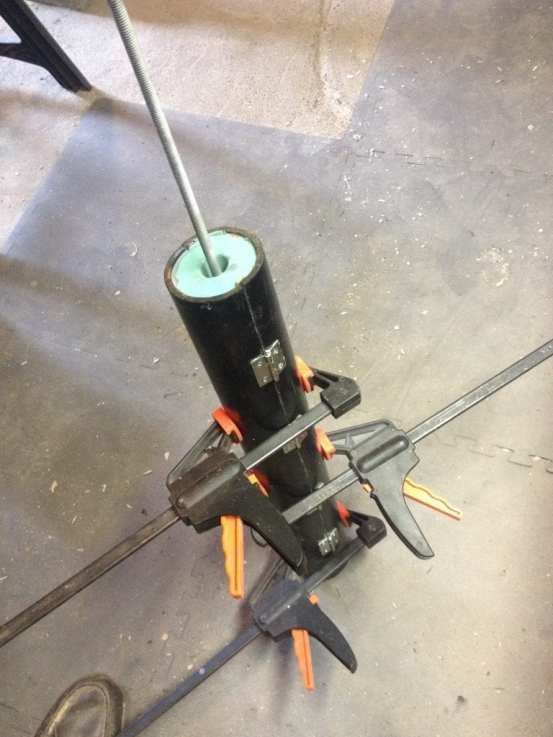 Ghost Rifle - Barrel Casting