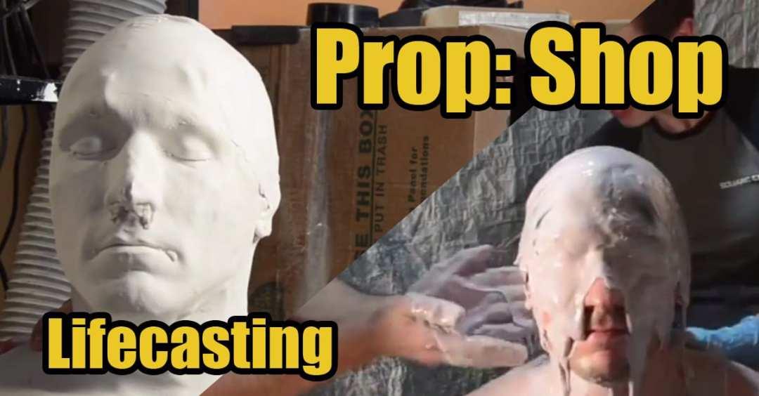Lifecasting Alginate Video