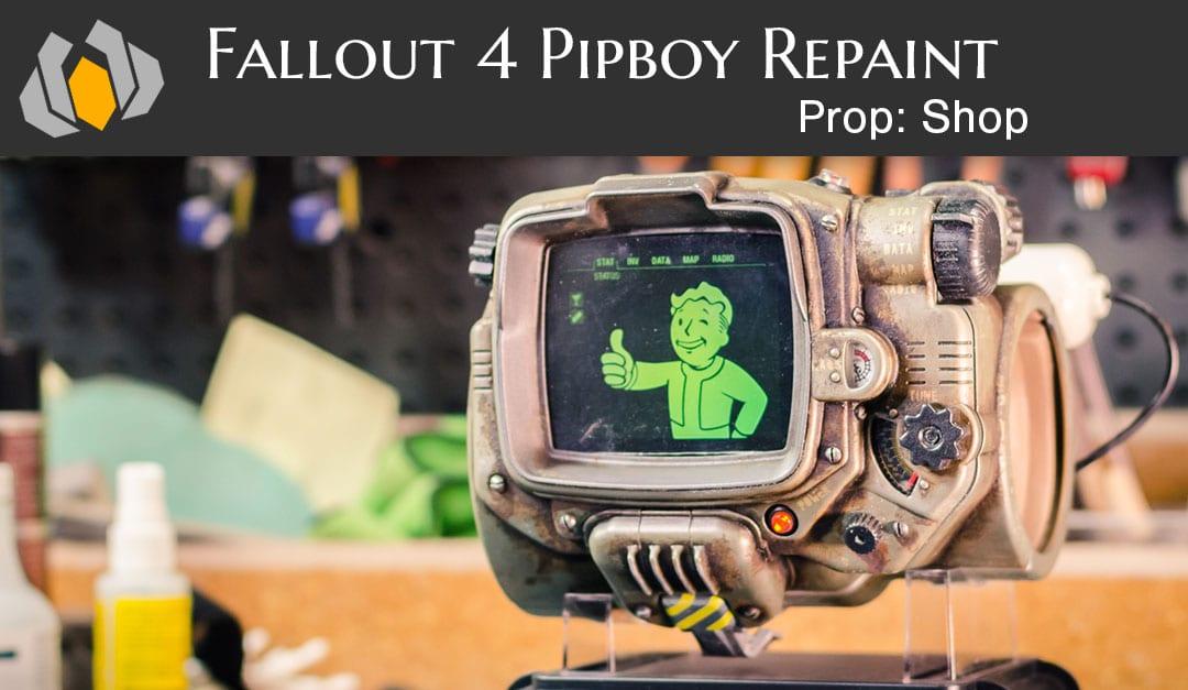 Pip Boy Repaint