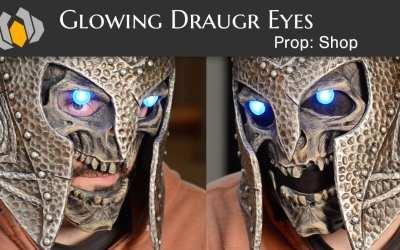Prop: Shop – Glowing Draugr Eyes Tutorial