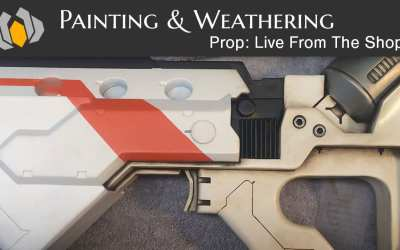 Prop: Live From The Shop – Painting & Weathering