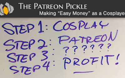 "The Patreon Pickle: Making ""Easy Money"" as a Cosplayer"