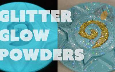 Prop: Live From The Shop – Casting with Sparkles and Powders
