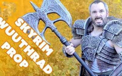 how to make a skyrim costume