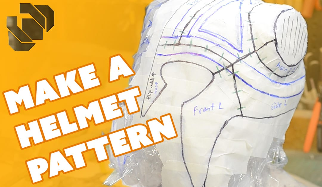 How to Make a Helmet Pattern – Prop: Shop
