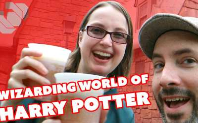 The Wizarding World of Harry Potter – Punished Props