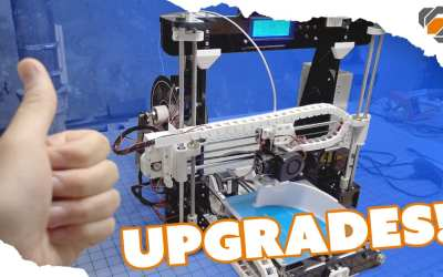 Make a Cheap 3D Printer Better – Anet A8 Print Quality Upgrades