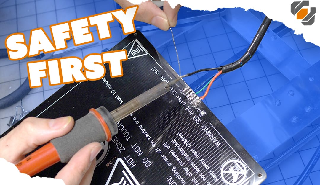 Avoid a Fire Hazard – Anet A8 Safety Upgrades