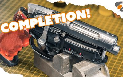 Building a Legit Blade Runner Blaster Kit Part 3