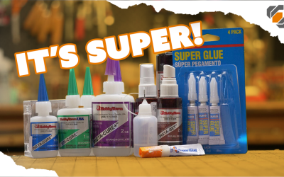 Everything You Need to Know about Superglue for Prop & Costume Making