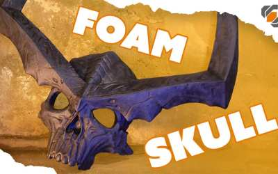 EVA Foam Skull – Surtur's Crown – Thor: Ragnarok