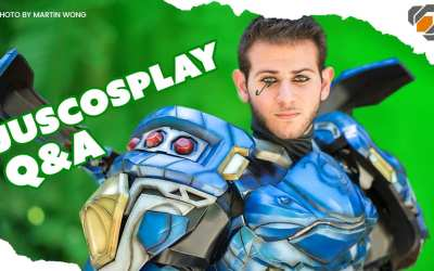 Prop: Live – Q&A with JusCosplay – 6/6/2018
