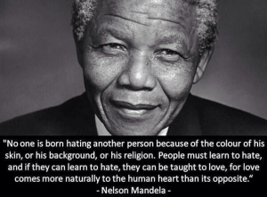 Nelson Mandela - Using Invictus to Teach in Schools