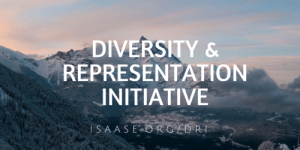 Diversity and Representation Initiative