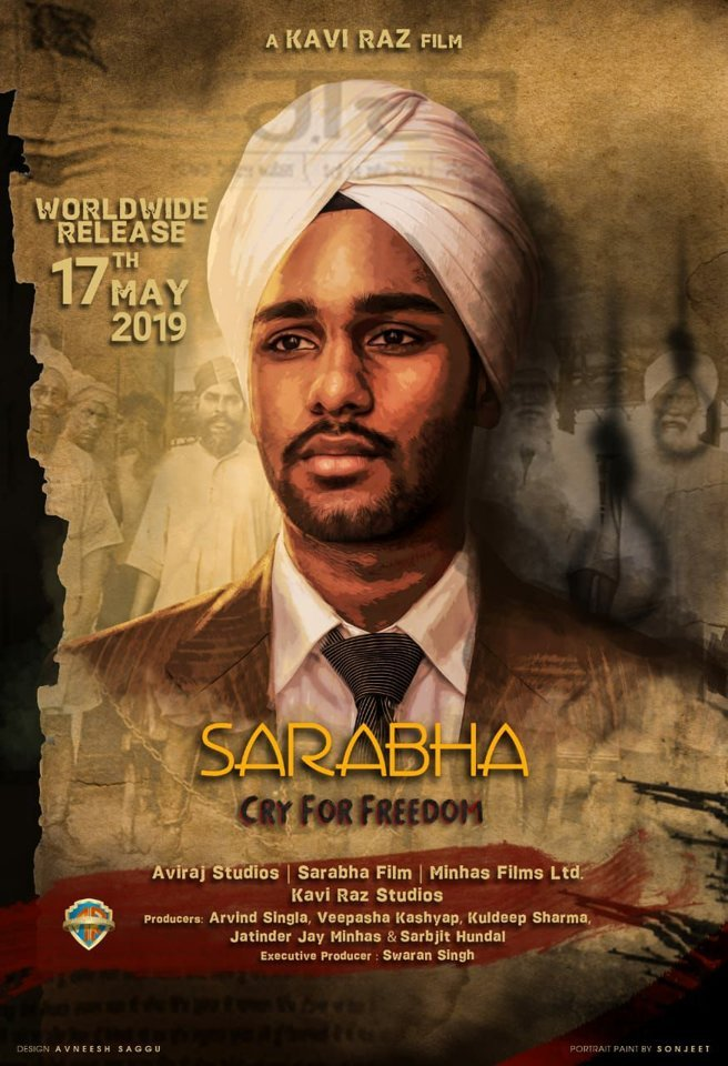 Sarabha- Cry for Freedom