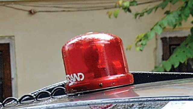 red beacon