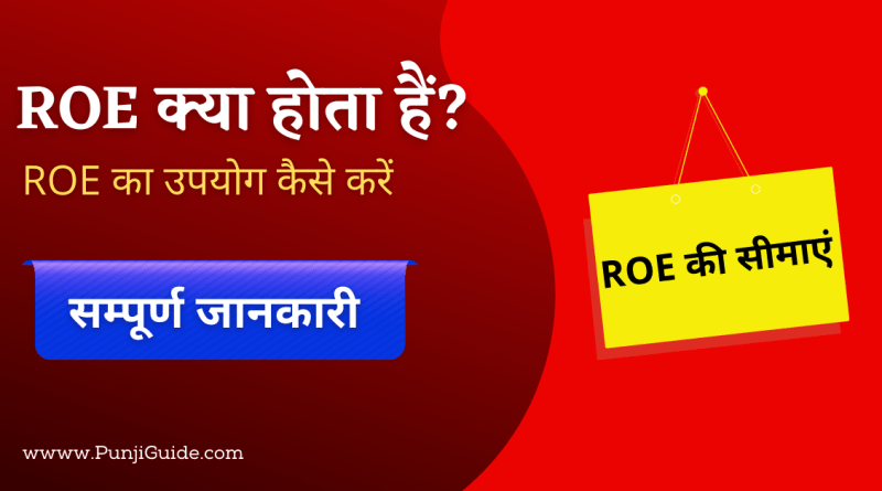 What is ROE in Stock Market in Hindi