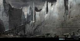 Riddick: The Bridge (artwork by Vance Kovacs)