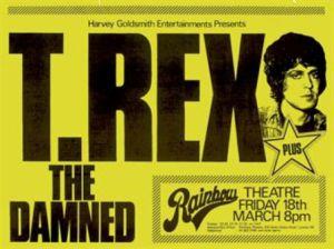 t-rex-damned