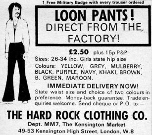 Loon Pants
