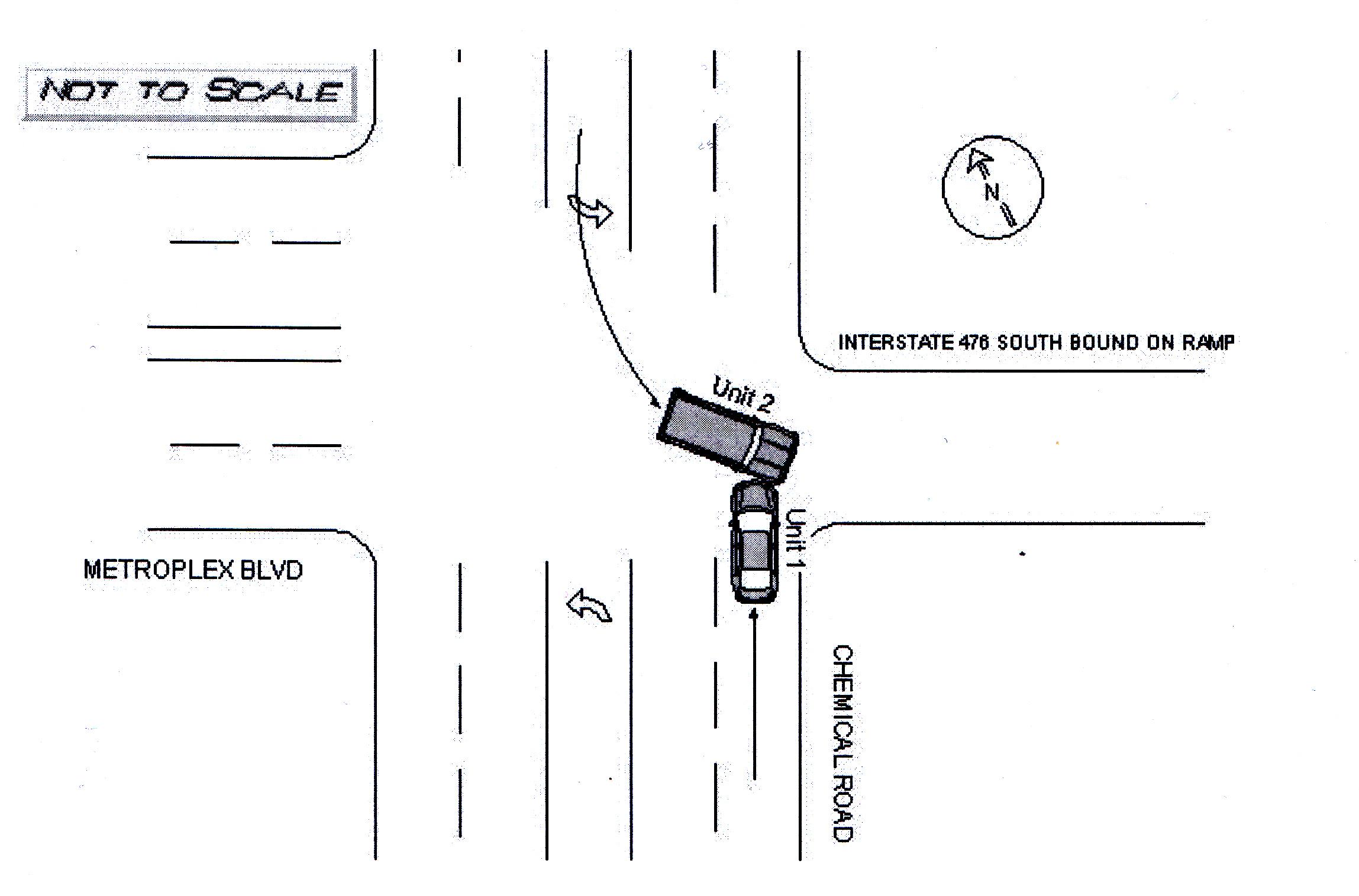 Vehicle Accident Diagram Templates Periodic Amp Diagrams