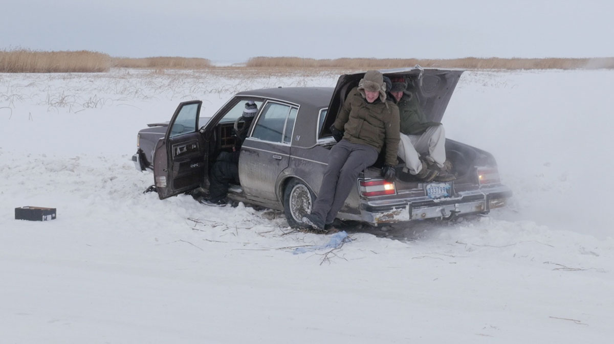 Image result for Fort McMurray winter roads