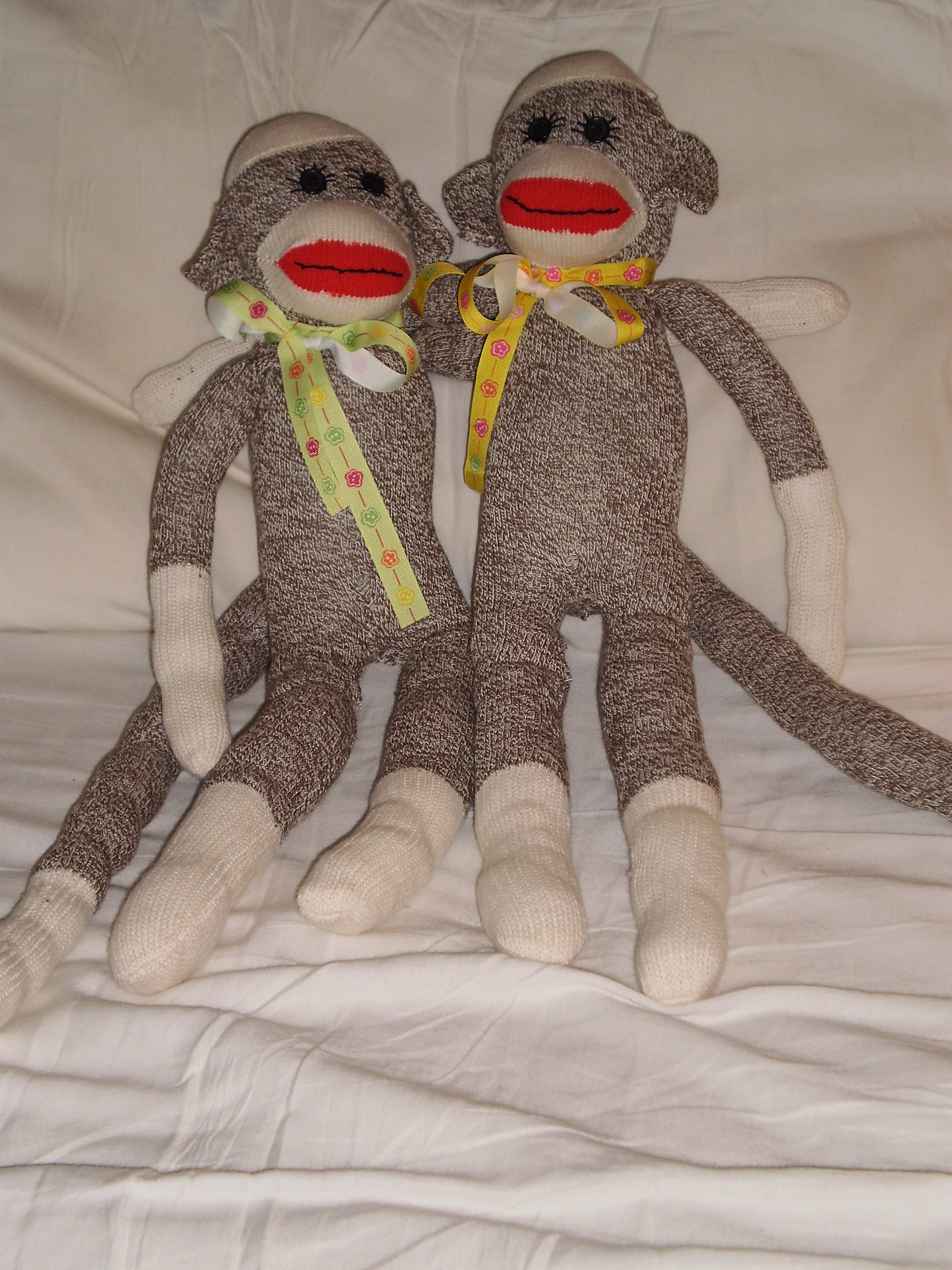 Punk Rock OR Sock Monkeys