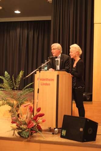 Reinhard Schwitzer und Rith Schwake