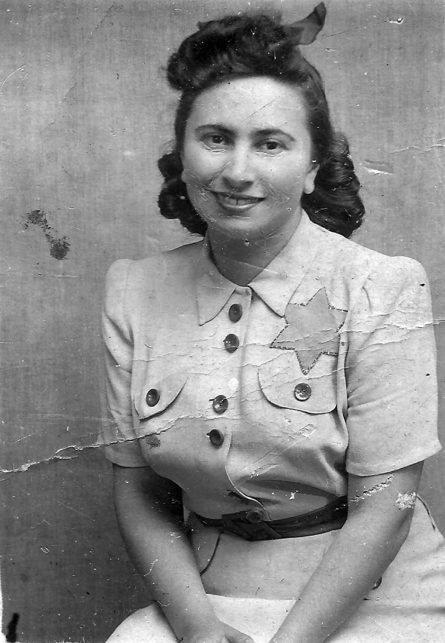 Ismeretlen, 1944. Fotó: Horváth Lajos. holokausztfoto.hu