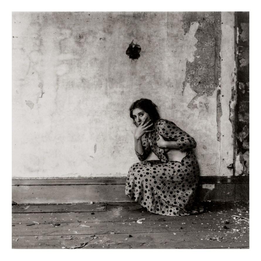 Francesca Woodman: Polka Dots, 1976. © Sotheby's