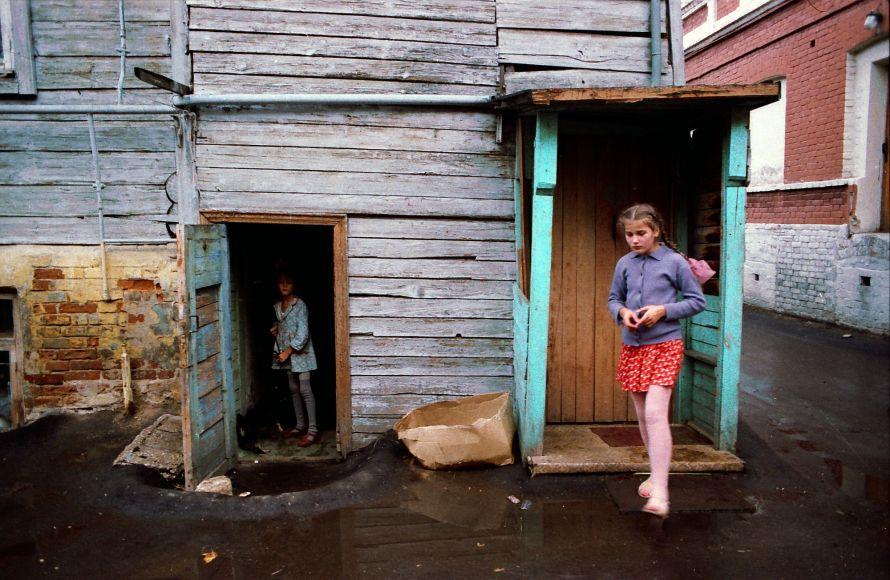 Photo: Lenke Szilágyi: Samara, 1991