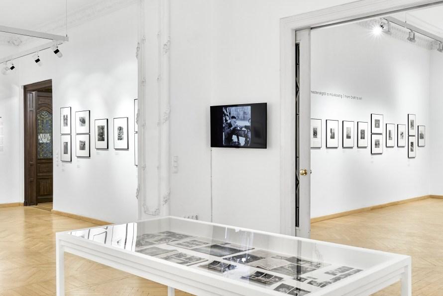 Robert Doisneau: From Paris to Palm Springs, interior photo: Imre Kiss