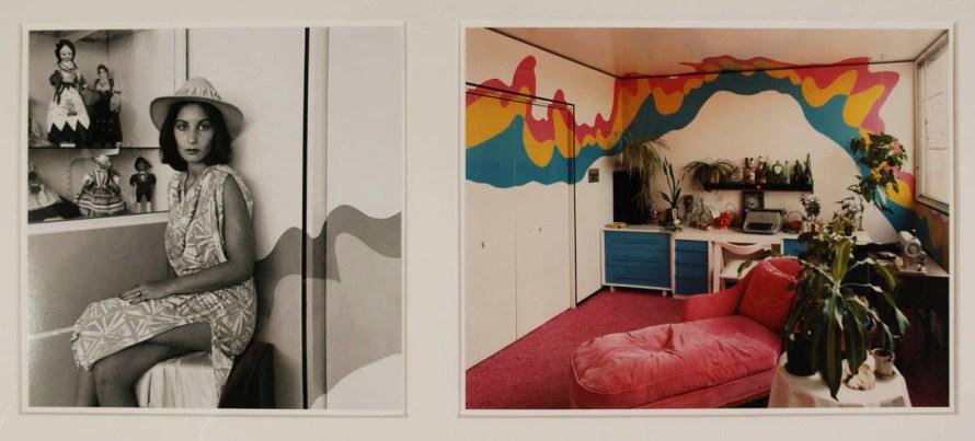Fotó: Szilasi Gábor: Cheryl Fleming, Montréal Portrait/Intérieur sorozat, 1979