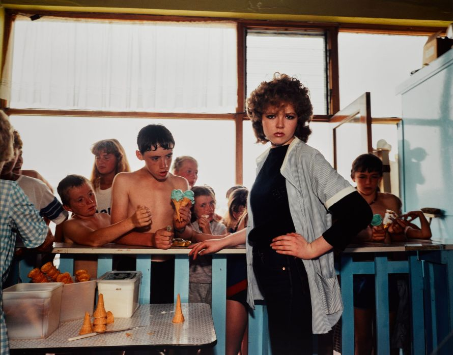 Fotó: <b>Martin Parr</b>:<br> <i>Untitled, from The Last Resort</i><br> Courtesy of Sotheby's<br>