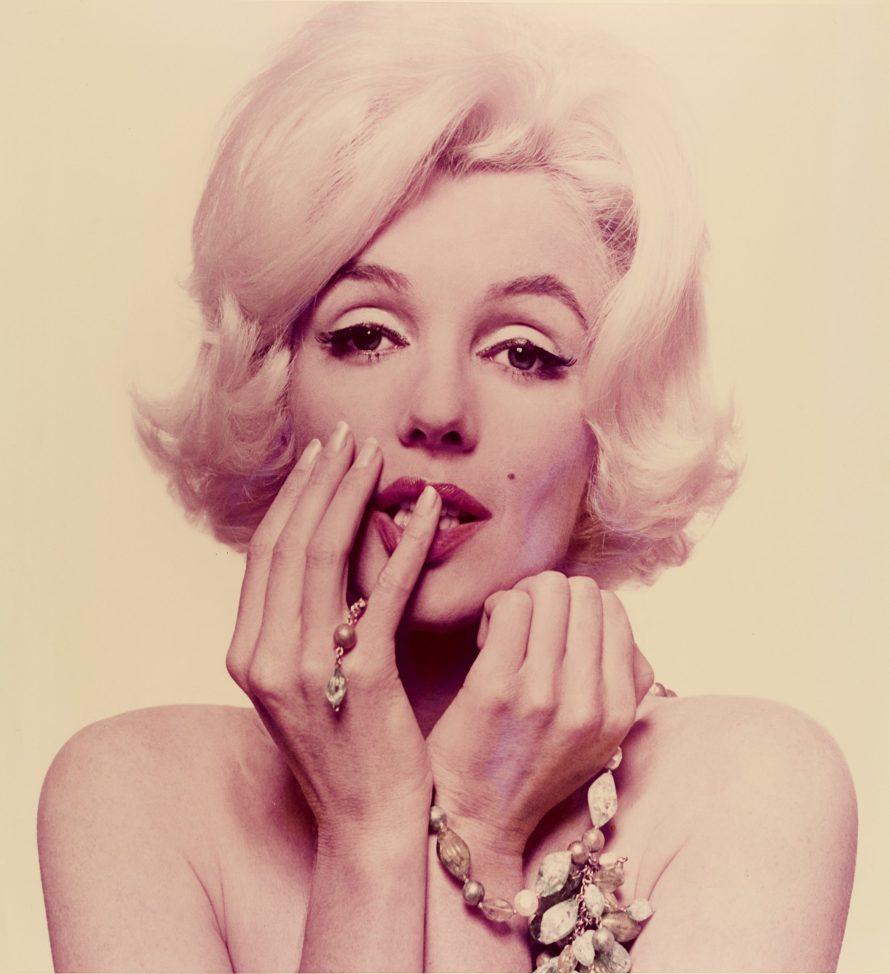 Fotó: <b>Bert Stern</b>:<br> <i>»Marilyn Monroe, I Beg of You« (»The Last Sitting«), Los Angeles 1962</i><br> © OstLicht Photo Auction