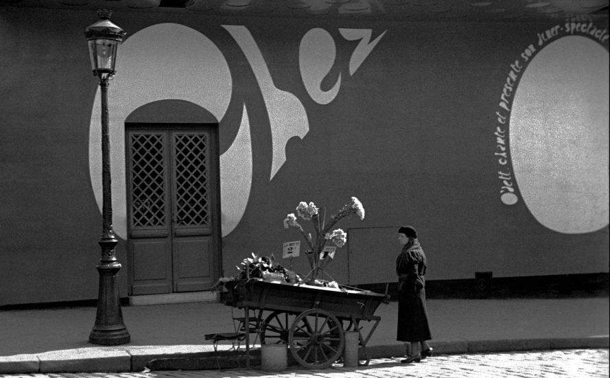 Fotó: <b>Fred Stein</b>: Chez, Paris, 1934<br> © Stanfordville, NY, Fred Stein Archive