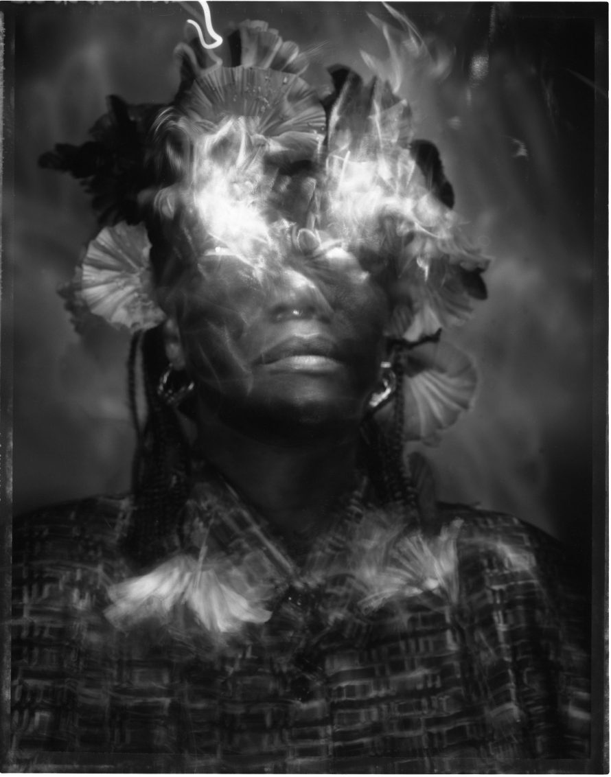 Fotó:<br> <b> Seeing with Photography Collective, New York City </b><br> <i>Children of the Damned (Victorine Floyd Fludd)</i><br> © by the artist, courtesy of UCR ARTS: California Museum of Photography