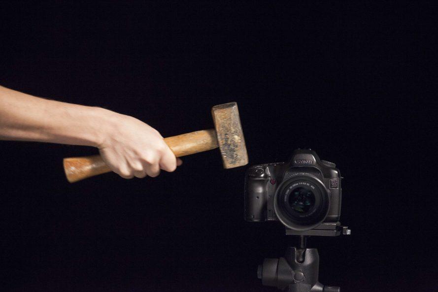 Fotó: <b>Dorothée Elisa Baumann</b>: Take a Better Picture, 2018 © Dorothée Elisa Baumann