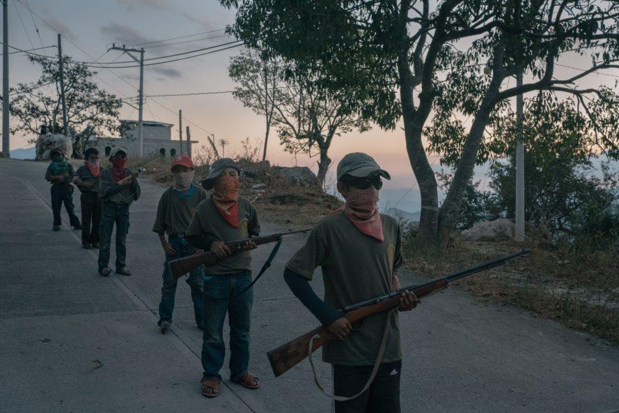 Fotó: <b>Luis Antonio Rojas</b>: Losing Control © Luis Antonio Rojas/ The Washington Post