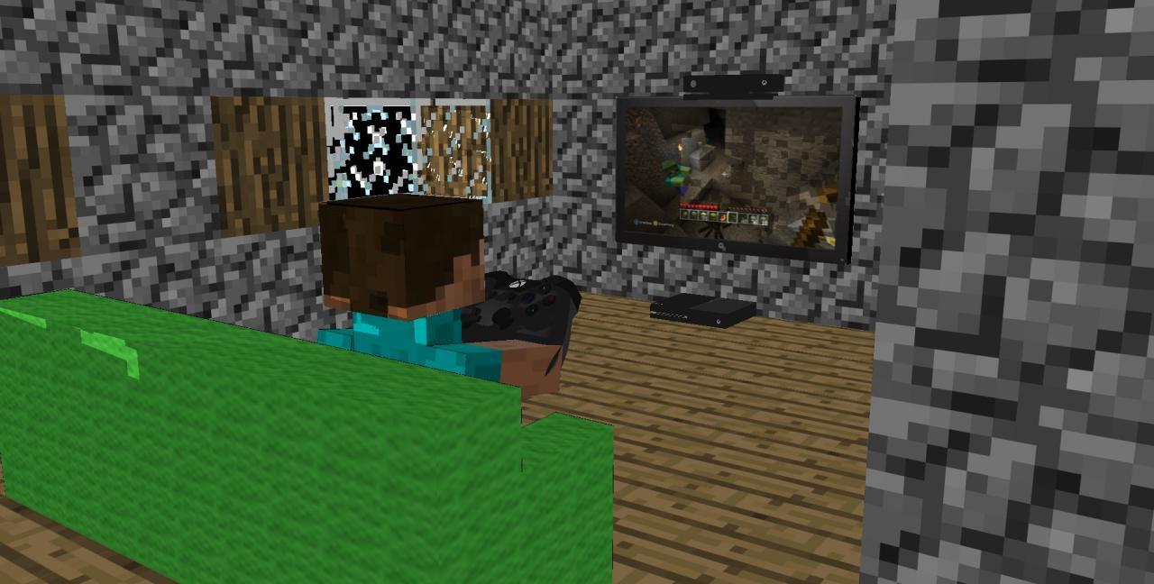 Minecraft Xbox One Punktid