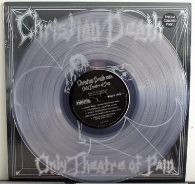 Christian Death silver anniversary edition