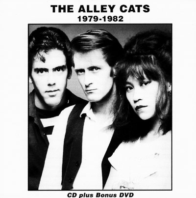 Alley Cats CD