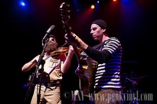 Aaron Jonah Lewis and Ben Belcher