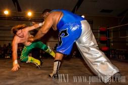 Xavier Mustafa vs. Jimmy Rockwell