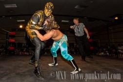 Goldust vs. Matty Starr