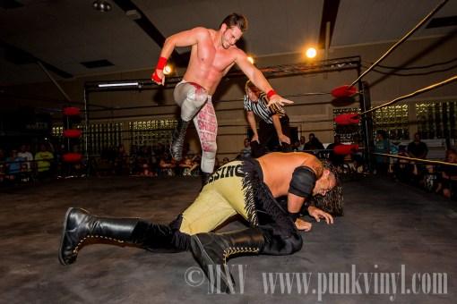 Ryan Slade vs. Ruff Crossing