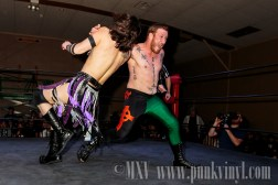 The 3 Rings vs. Mike Horning, Kid Hybrid, and Clancy