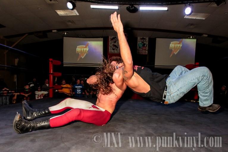 The Elite vs. Ruff Crossing, Hardcore Craig, and Buddy Roberts Jr.