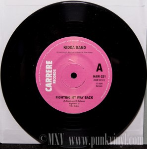 Kidda Band reissue